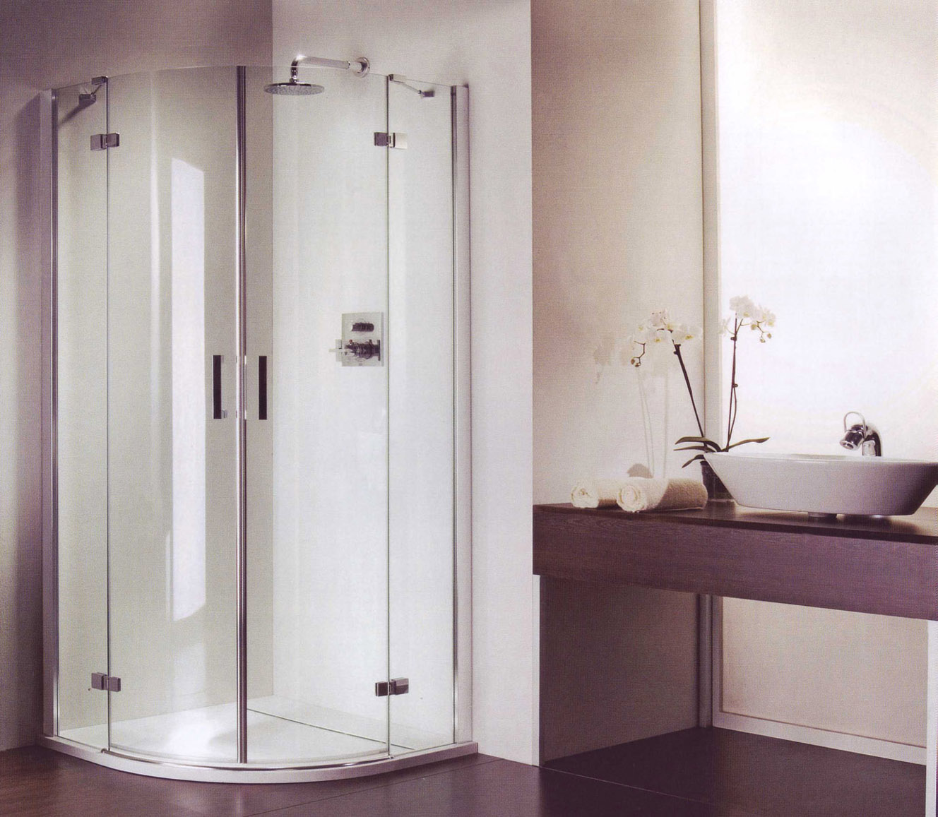 duka duschkabinen mit. Black Bedroom Furniture Sets. Home Design Ideas